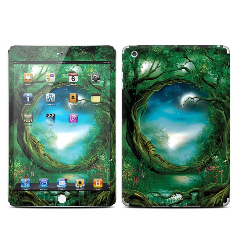 Moon Tree iPad mini Skin