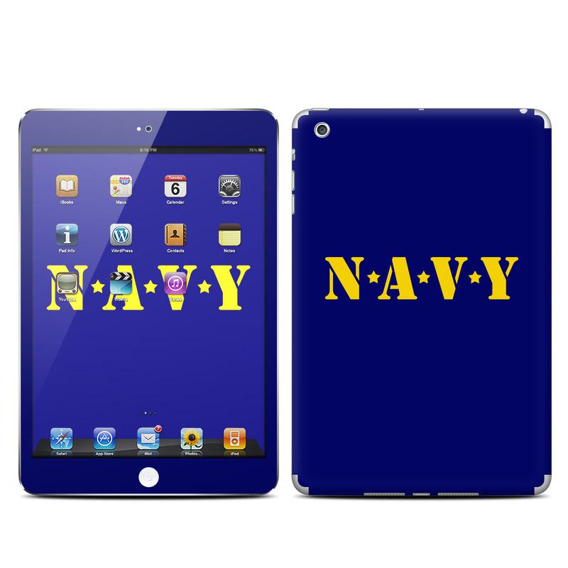 Navy iPad mini 1 Skin