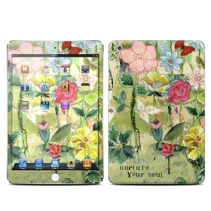 Nurture iPad mini 1 Skin