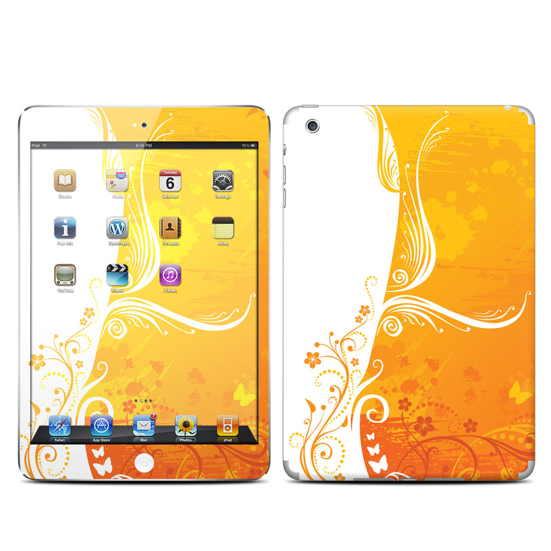 Orange Crush iPad mini 1 Skin