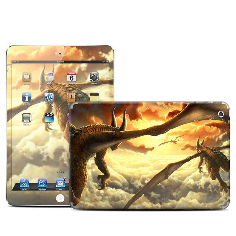 Over the Clouds iPad mini 1 Skin