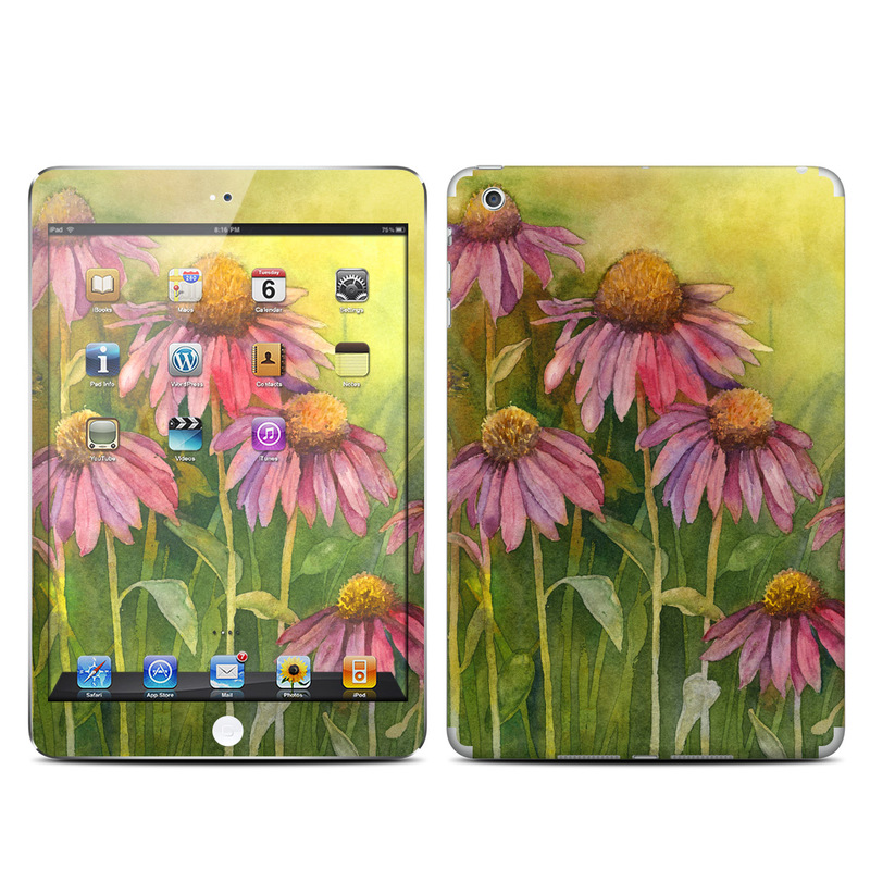 Prairie Coneflower iPad mini Skin
