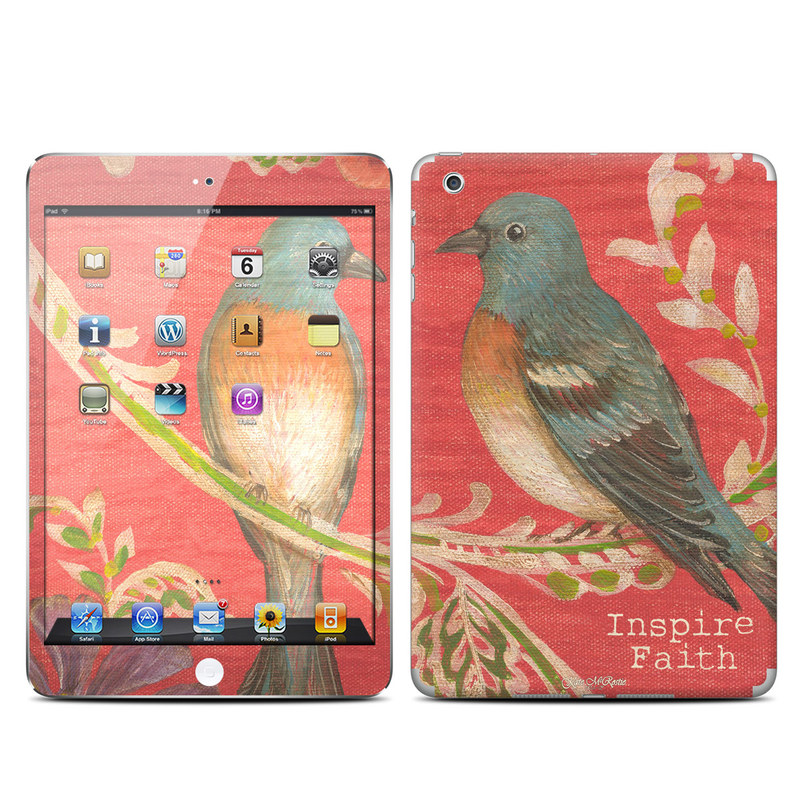 Fresh Picked Fuschia iPad mini Skin
