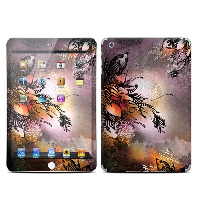 Purple Rain iPad mini Skin