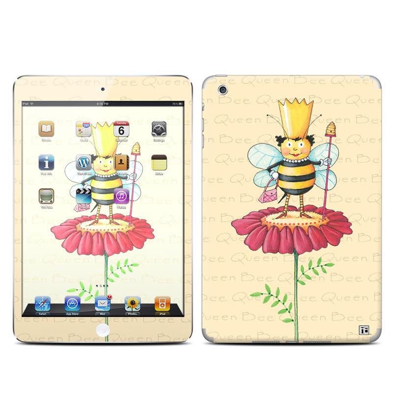 Queen Bee iPad mini Skin