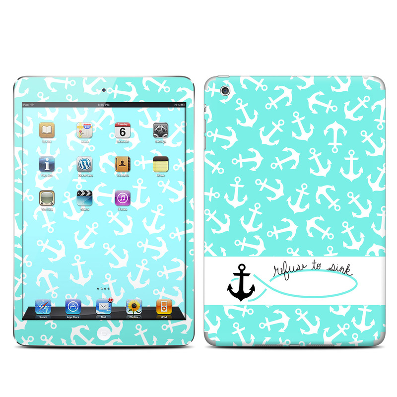 Refuse to Sink iPad mini Skin
