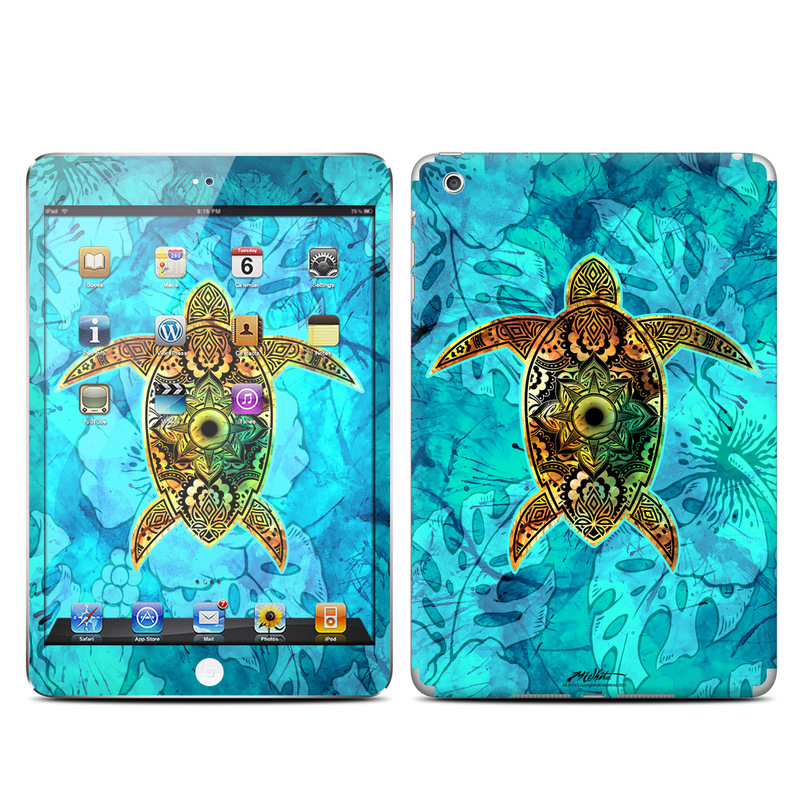 Sacred Honu iPad mini Skin