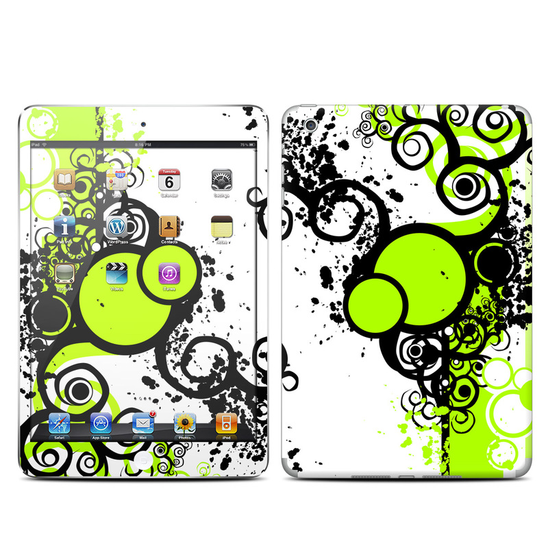 Simply Green iPad mini 1 Skin