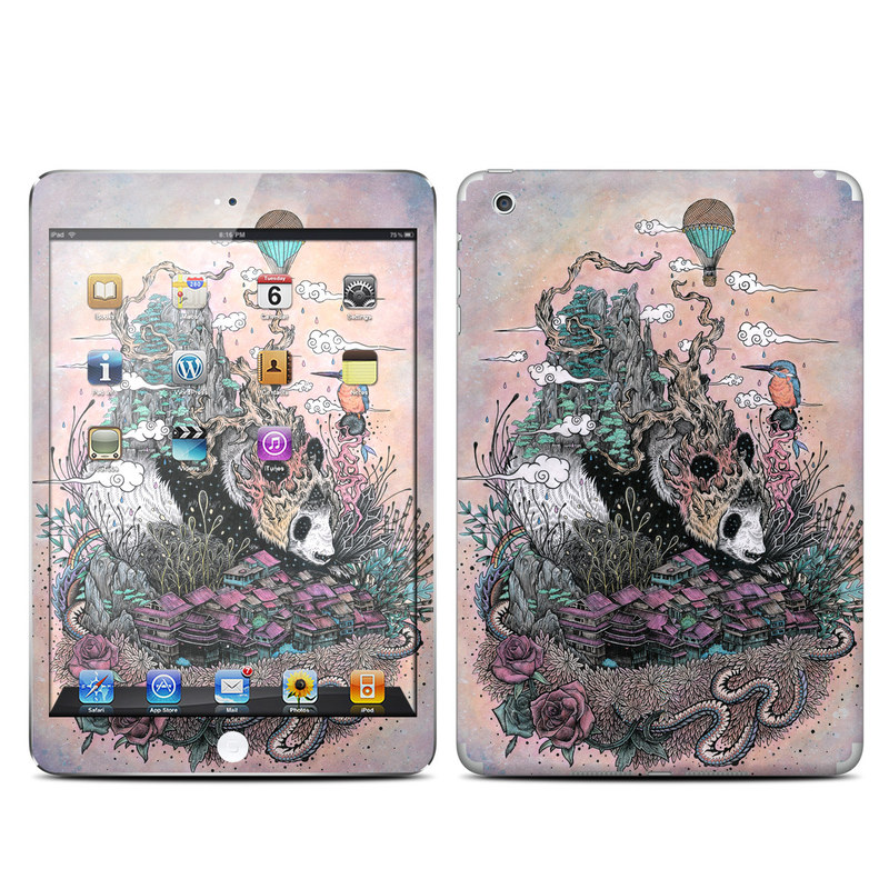 Sleeping Giant iPad mini Skin