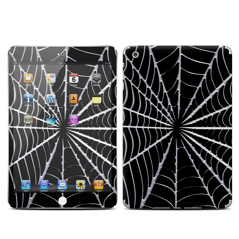 Spiderweb iPad mini Skin