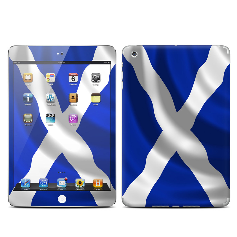 St. Andrew's Cross iPad mini Skin