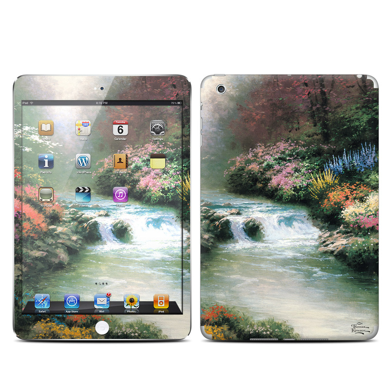 Beside Still Waters iPad mini Skin