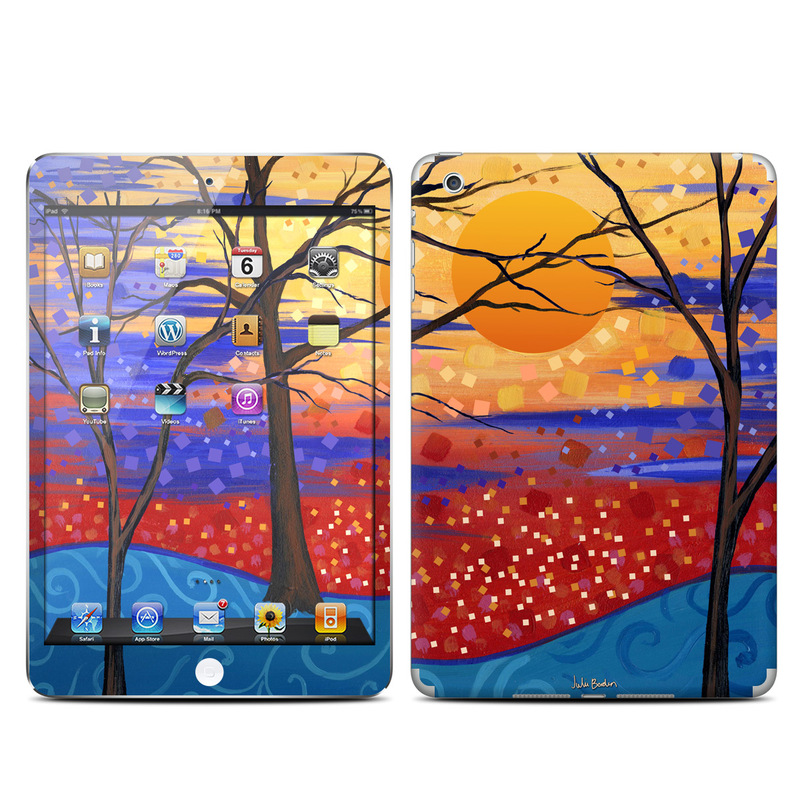 Sunset Moon iPad mini Skin