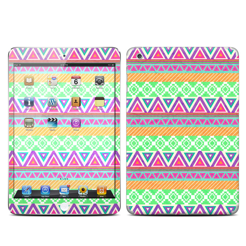 Tribe iPad mini Skin