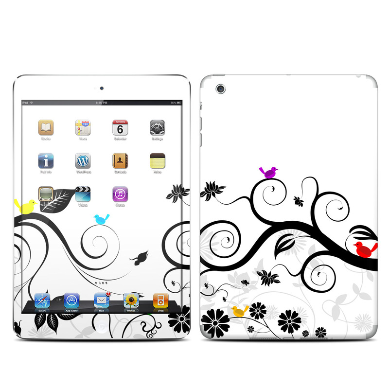 Tweet Light iPad mini Skin