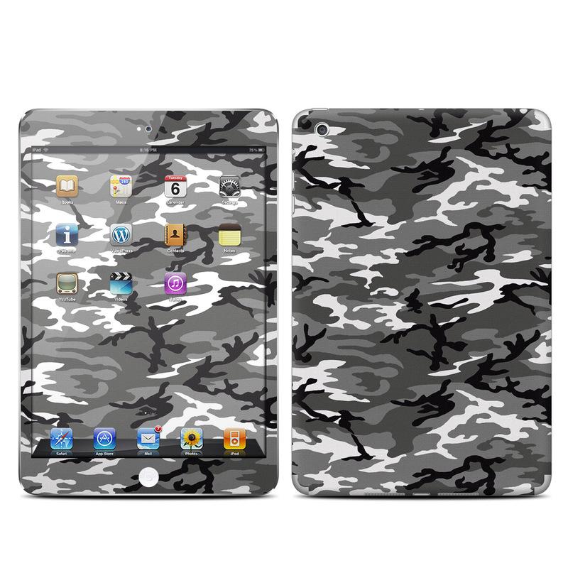 Urban Camo iPad mini 1 Skin