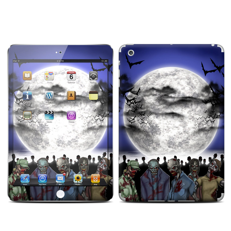 Undead iPad mini Skin