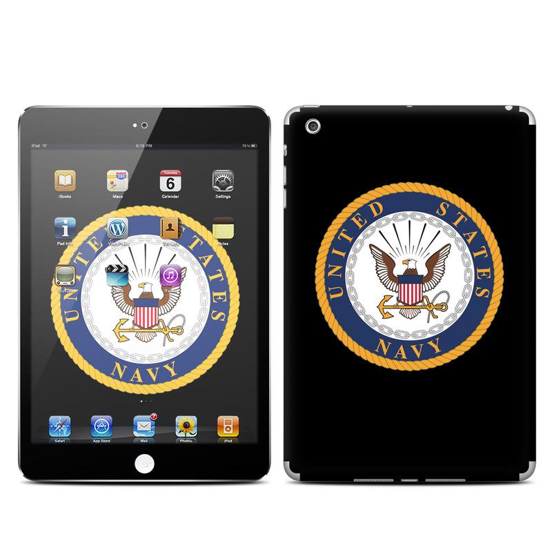 USN Emblem iPad mini Skin