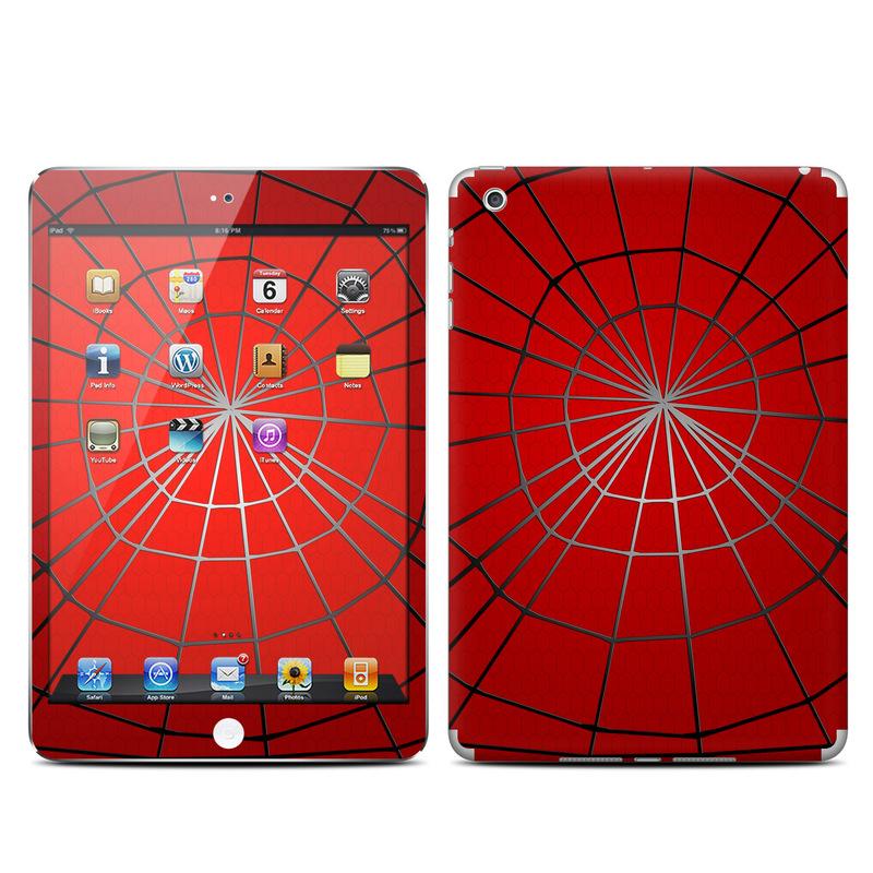 Webslinger iPad mini Skin