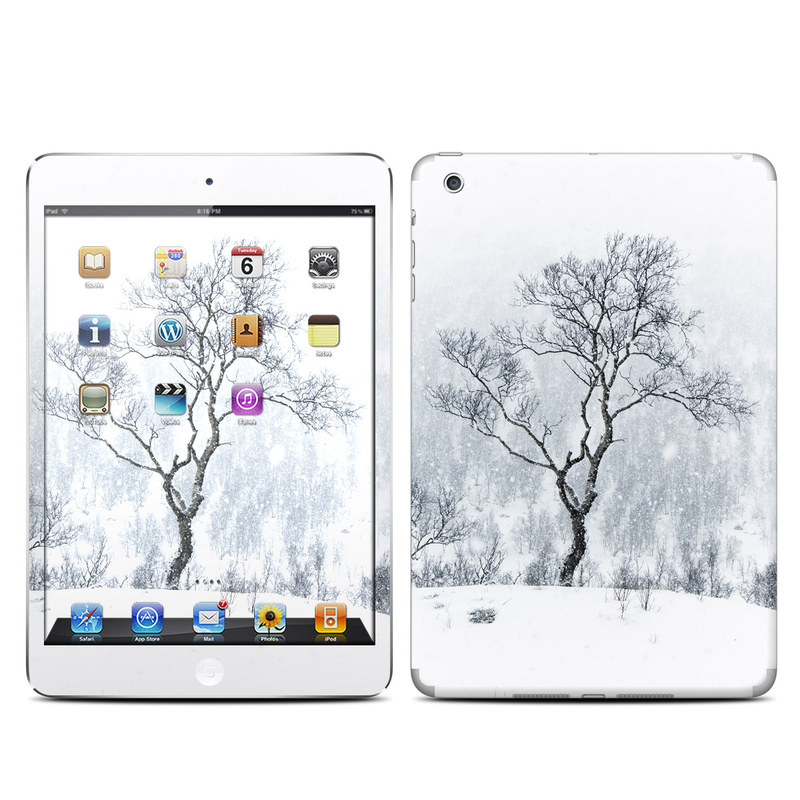 Winter Is Coming iPad mini Skin