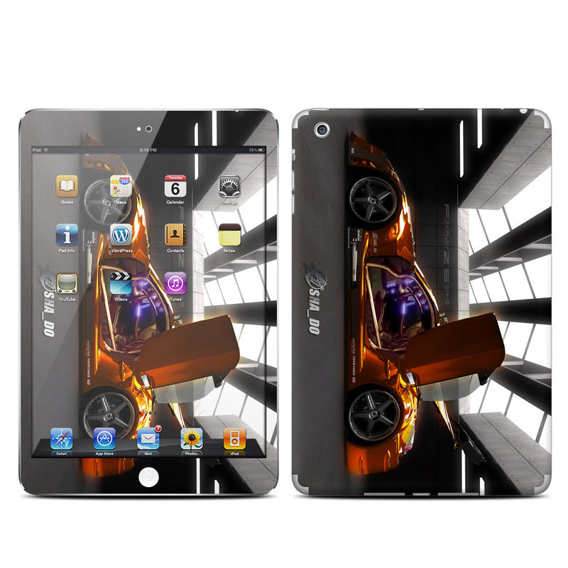 Z33 Light iPad mini Skin