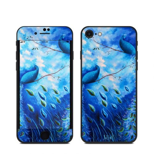 Paradise Peacocks iPhone SE Skin