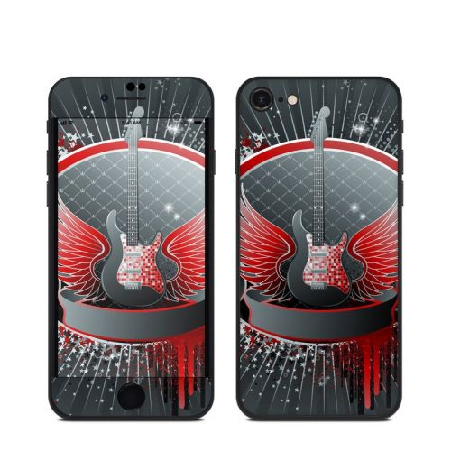 Rock Out iPhone SE Skin