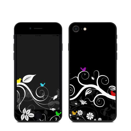 Tweet Dark iPhone SE Skin