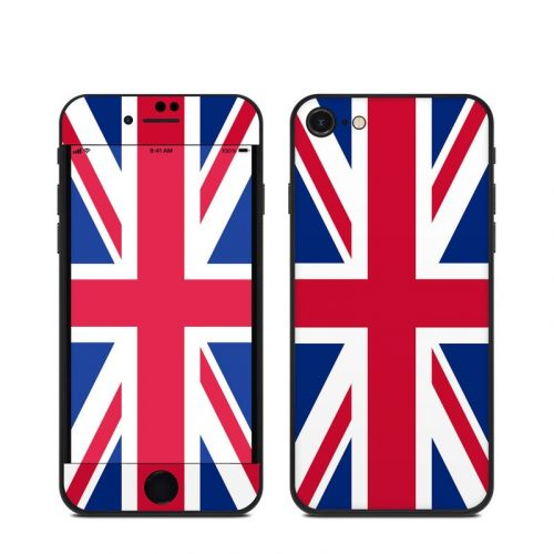 Union Jack iPhone SE Skin