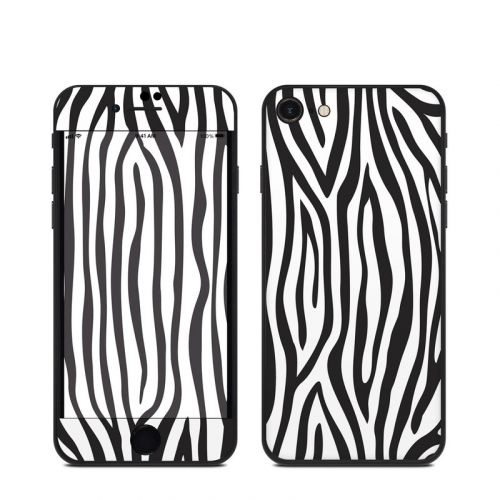 Zebra Stripes iPhone SE Skin
