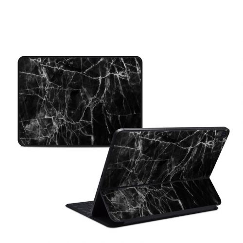 Black Marble iPad Pro 11-inch 1st Gen Smart Keyboard Folio Skin