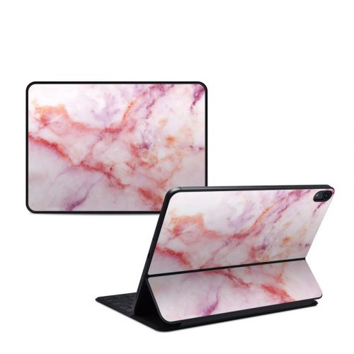 Blush Marble iPad Pro 11-inch Smart Keyboard Folio Skin