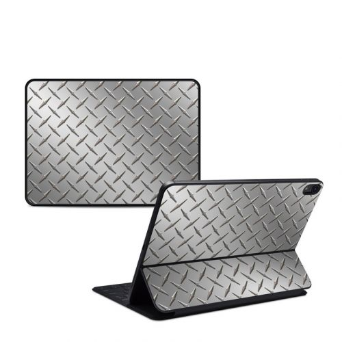 Diamond Plate iPad Pro 11-inch Smart Keyboard Folio Skin