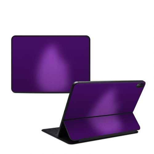 Purple Burst iPad Pro 11-inch Smart Keyboard Folio Skin