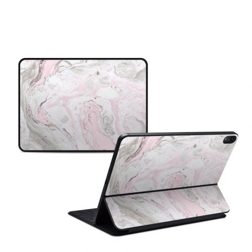 Rosa Marble iPad Pro 11-inch Smart Keyboard Folio Skin