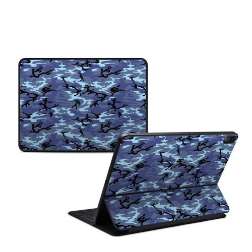 Sky Camo iPad Pro 11-inch Smart Keyboard Folio Skin