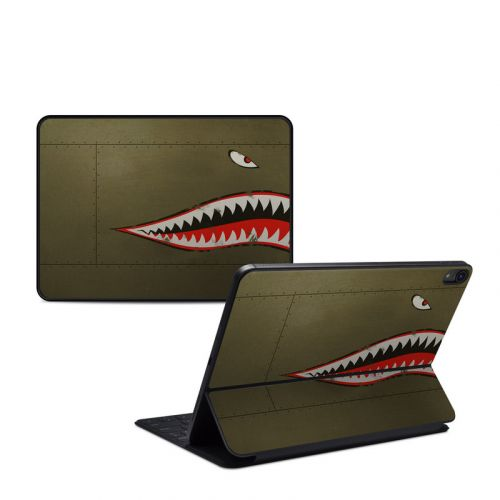 USAF Shark iPad Pro 11-inch Smart Keyboard Folio Skin