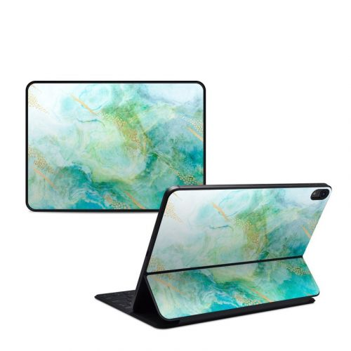 Winter Marble iPad Pro 11-inch Smart Keyboard Folio Skin