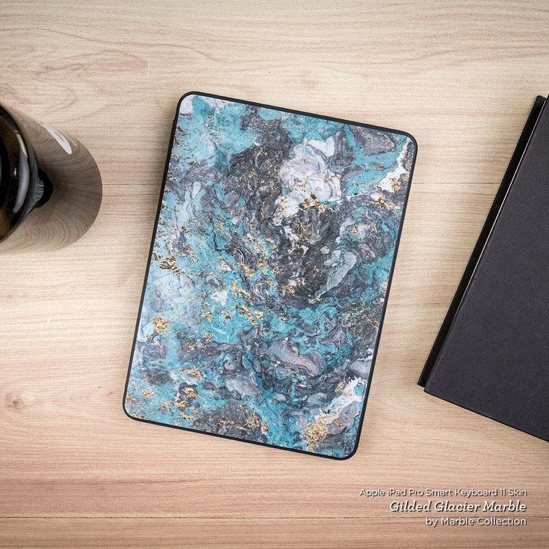 Carbon iPad Pro 11-inch Smart Keyboard Folio Skin | iStyles