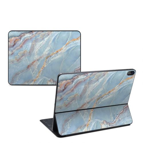 Atlantic Marble iPad Pro 12.9-inch Smart Keyboard Folio Skin