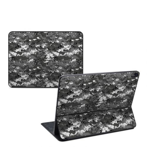 Digital Urban Camo iPad Pro 12.9-inch Smart Keyboard Folio Skin