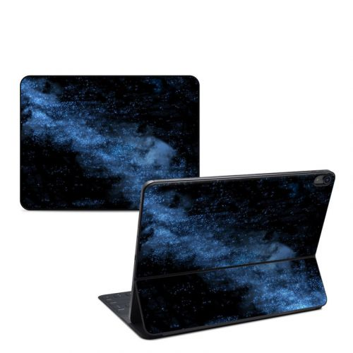 Milky Way iPad Pro 12.9-inch Smart Keyboard Folio Skin