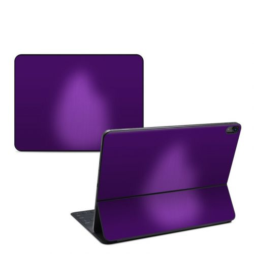 Purple Burst iPad Pro 12.9-inch Smart Keyboard Folio Skin