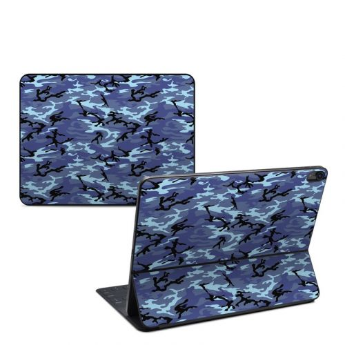 Sky Camo iPad Pro 12.9-inch Smart Keyboard Folio Skin