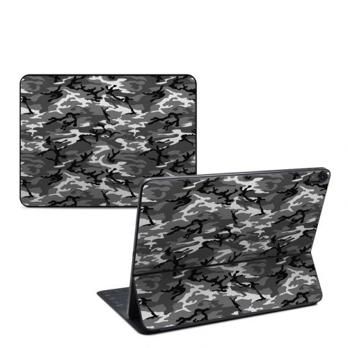 Urban Camo iPad Pro 12.9-inch Smart Keyboard Folio Skin