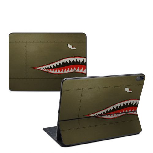 USAF Shark iPad Pro 12.9-inch Smart Keyboard Folio Skin