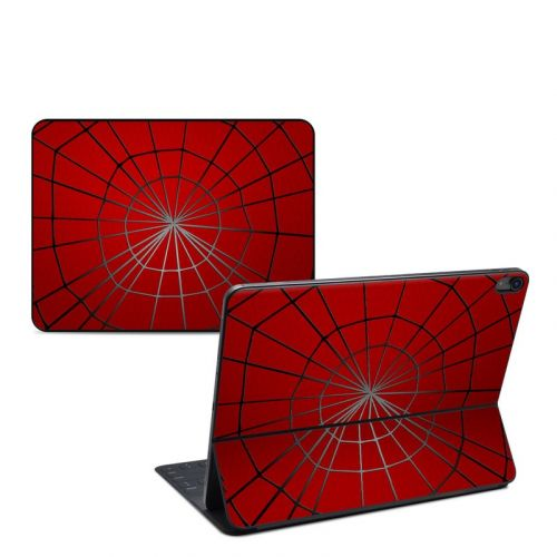 Webslinger iPad Pro 12.9-inch Smart Keyboard Folio Skin