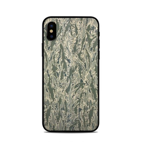 ABU Camo iPhone X Skin
