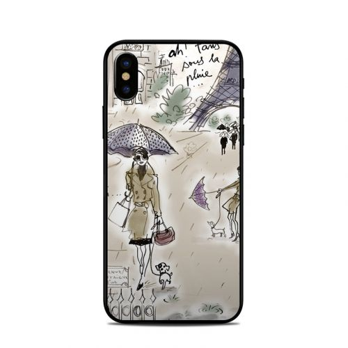 Ah Paris iPhone X Skin