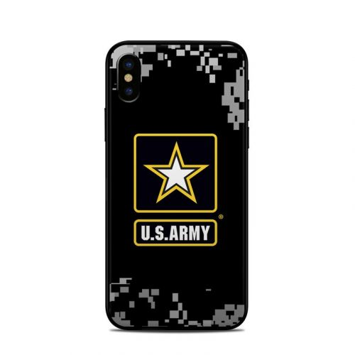 Army Pride iPhone X Skin